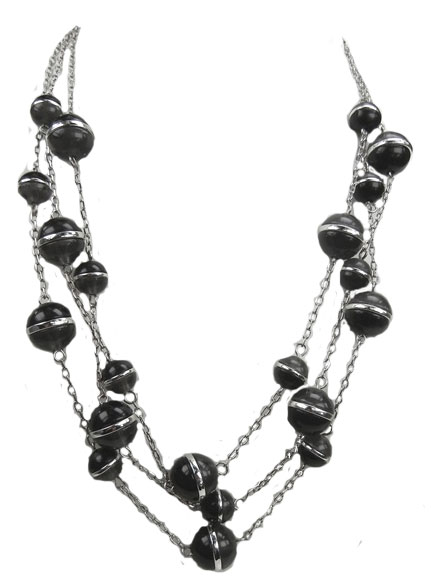 Genuine Coldwater Creek small bead and chain necklaces