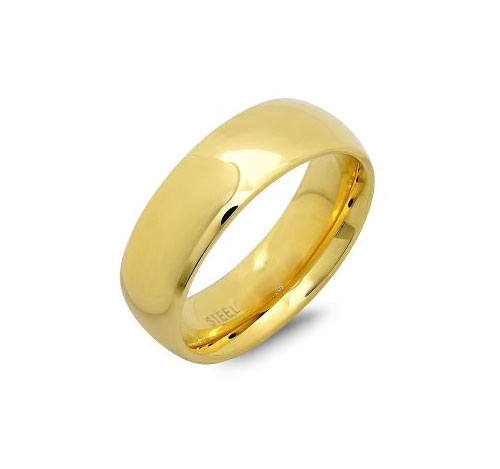Stainless Steel Ring wholesale jewelry