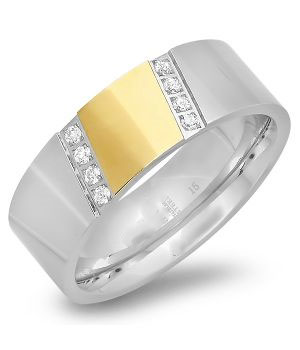 Stainless Steel ring Wedding Band wholesale jewelry