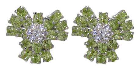 Cz wholesale Earring Special 1 inch