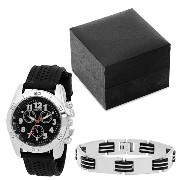 Watch+Bracelet+Set
