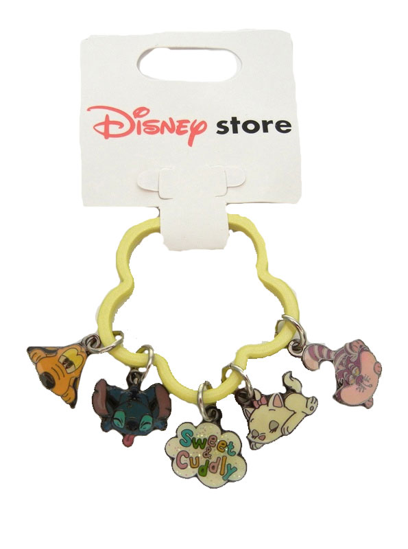 Authentic Disney Sweet and Cuddly Keychain