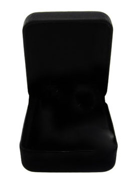 Black Velour Earring Box