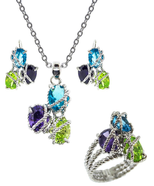 wholesale fashion jewelry jewelry sets closeouts