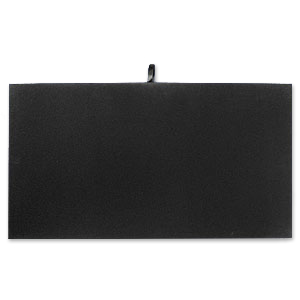 Black Valvet Pad for Trays