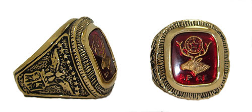 Men's Elks Ring