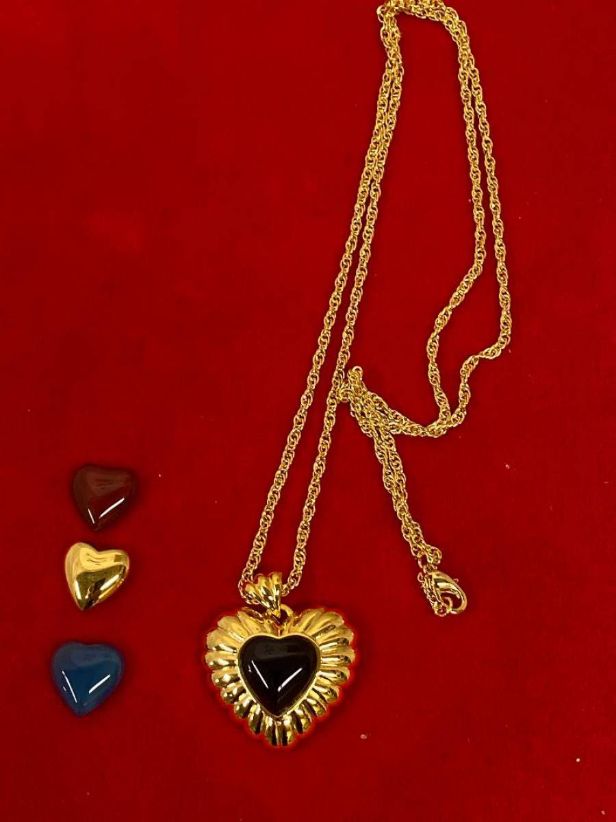 Interchangeable Heart necklace
