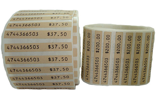 100 Wholesale Price Tags