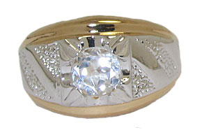 Men's 1st Quality Cubic Zirconia Wholesale Rings