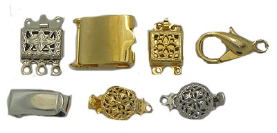 20 Asstorted wholesale Clasp