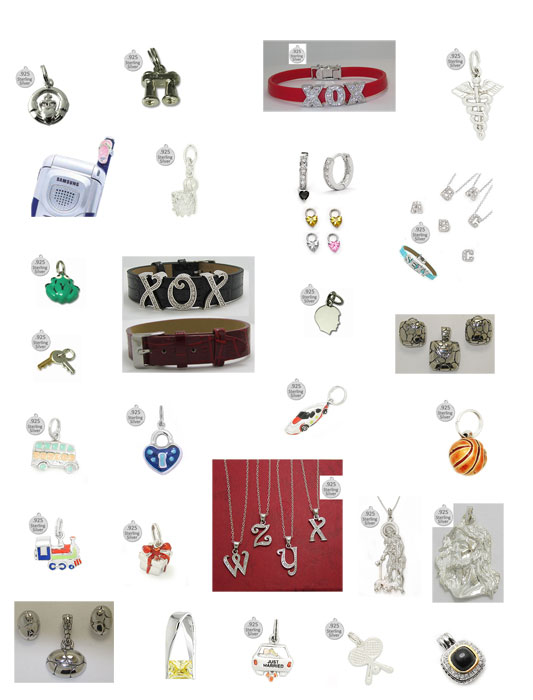 Charm Sale Package Discounted 10%