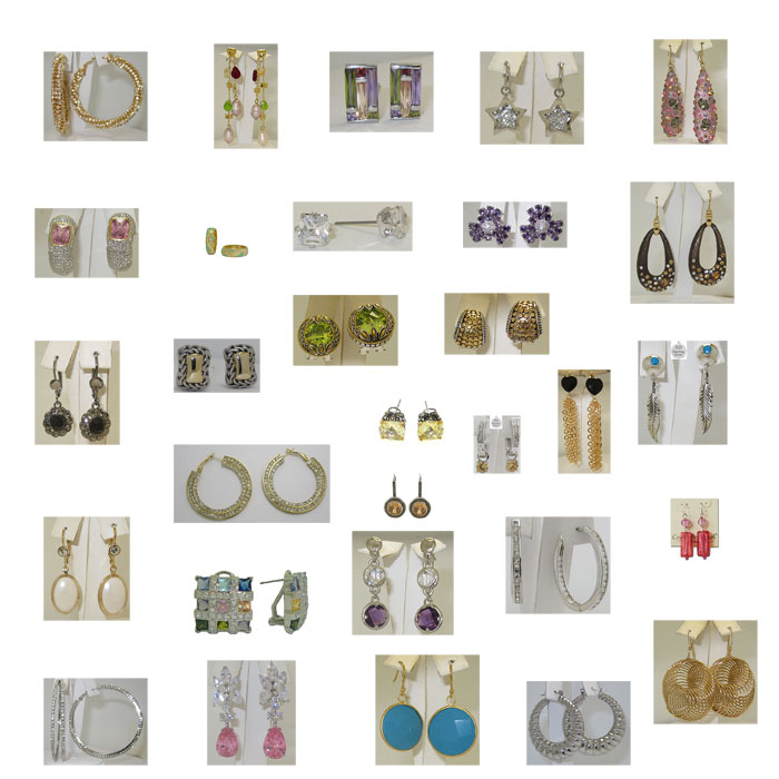 Earring Sale Package Discounted 10%