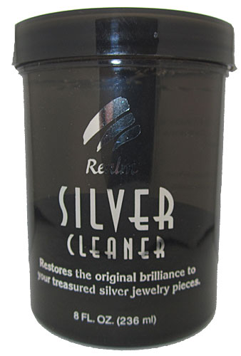 8 oz Silver Jewelry Cleaner