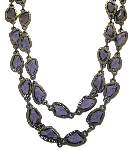 Genuine Chico Wholesale Necklace Amethyst