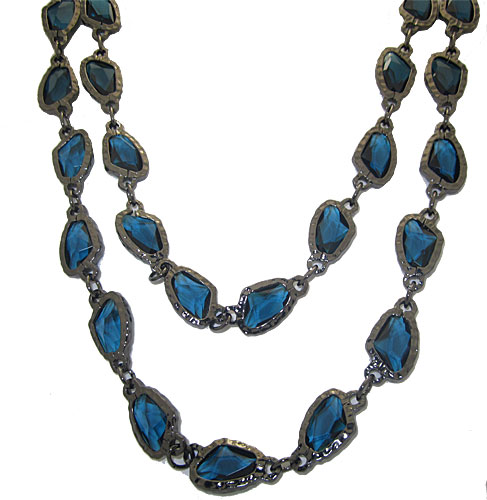 Genuine Chico Wholesale Necklace Turquoise