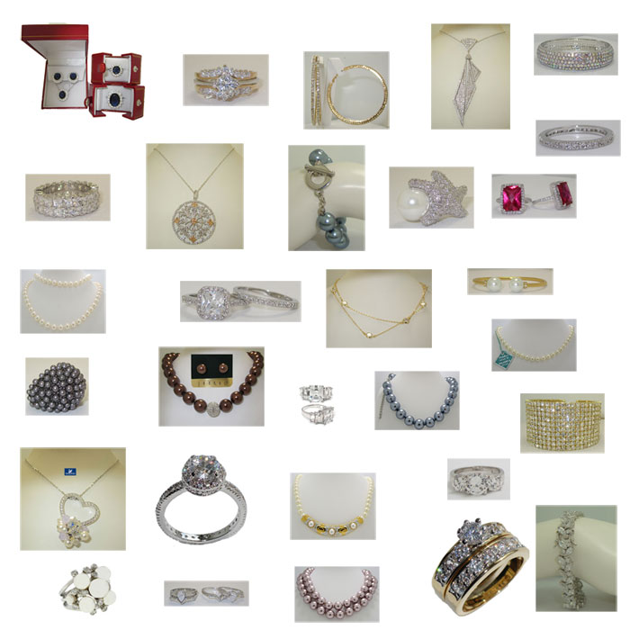 Bridal Jewelry Sale Package Discounted 10%